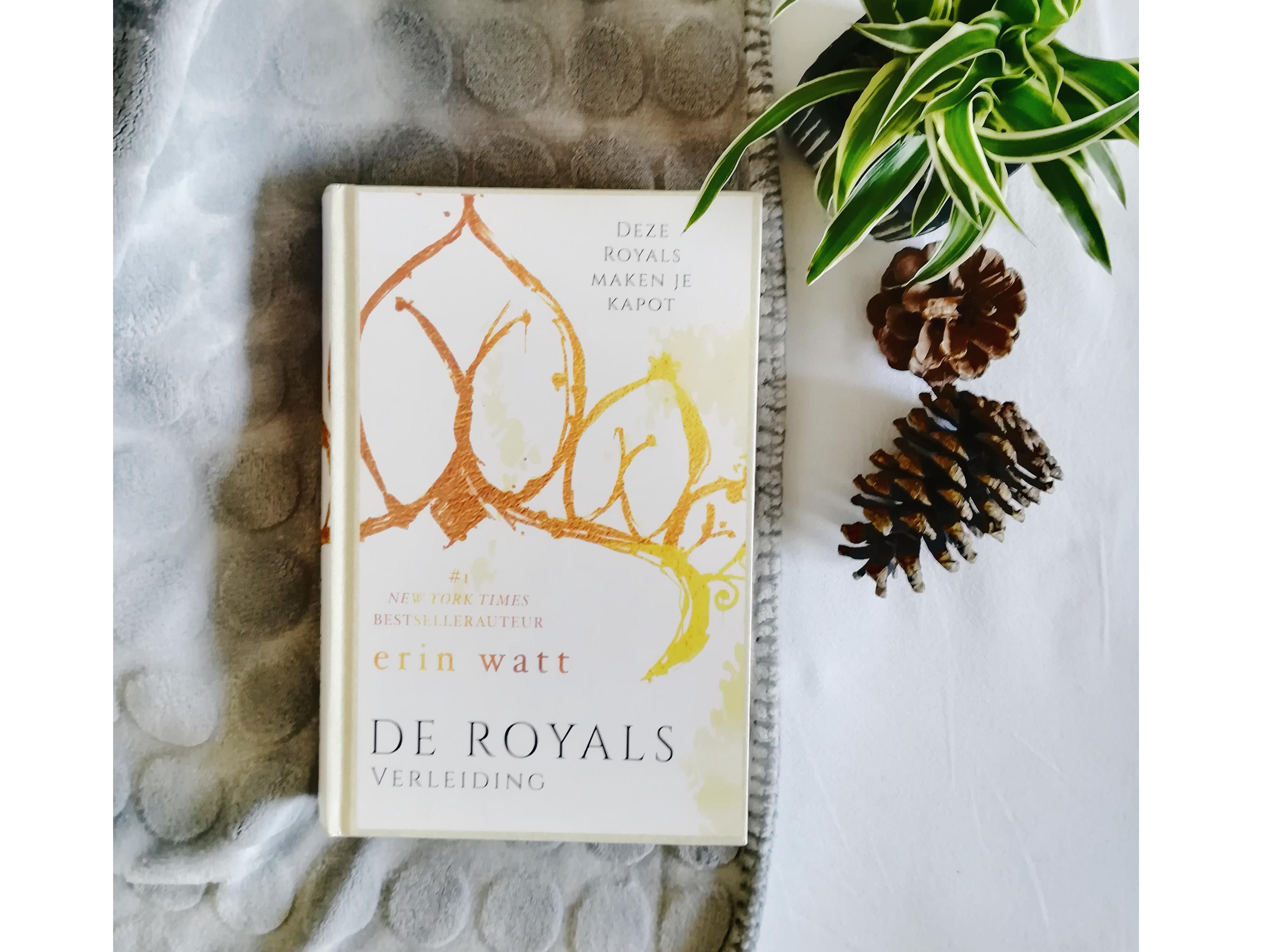 De royals Erin Watt Recensie Review