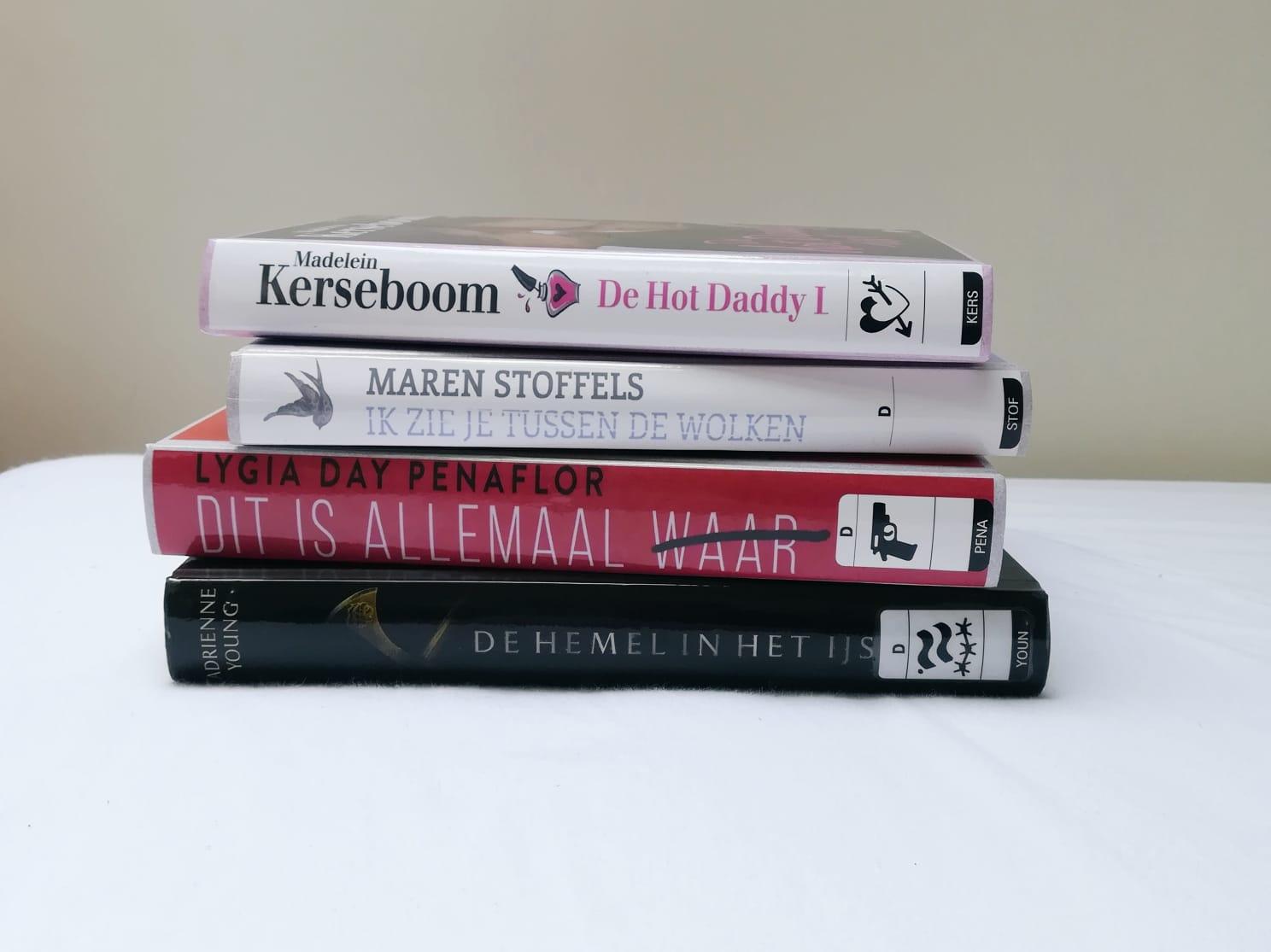 Biebreserveringen, fijn of niet? | Marieke's Books