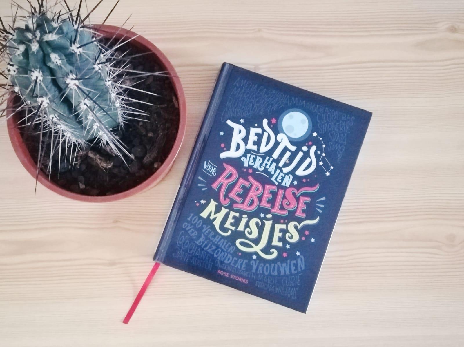 Recensie: Bedtijdverhaen voor rebelse meisjes - ROSE stories | Marieke's Books
