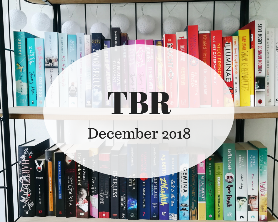 TBR december | Marieke's Books