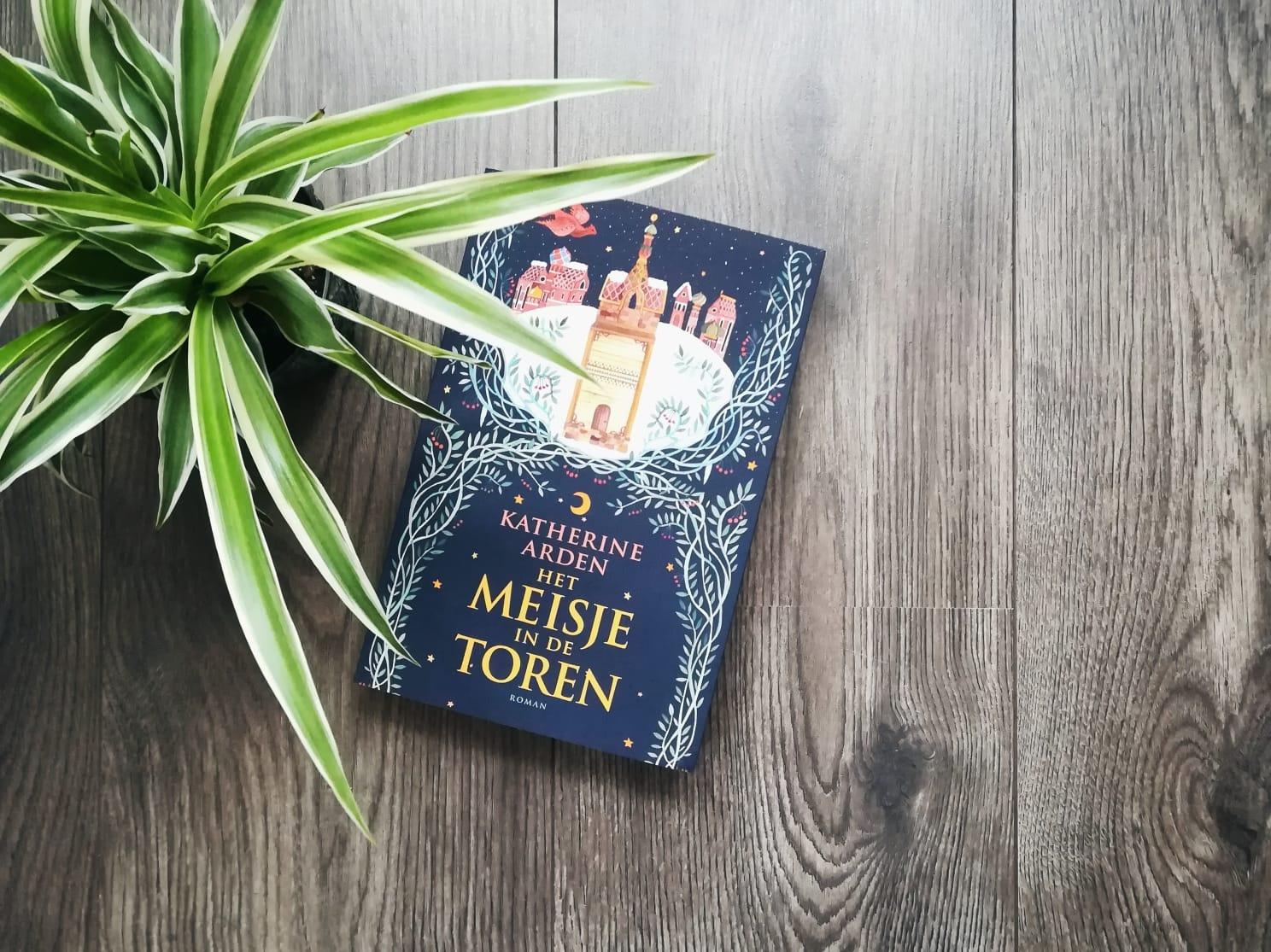 Het meisje in de toren - Katherine Arden   Marieke's Books