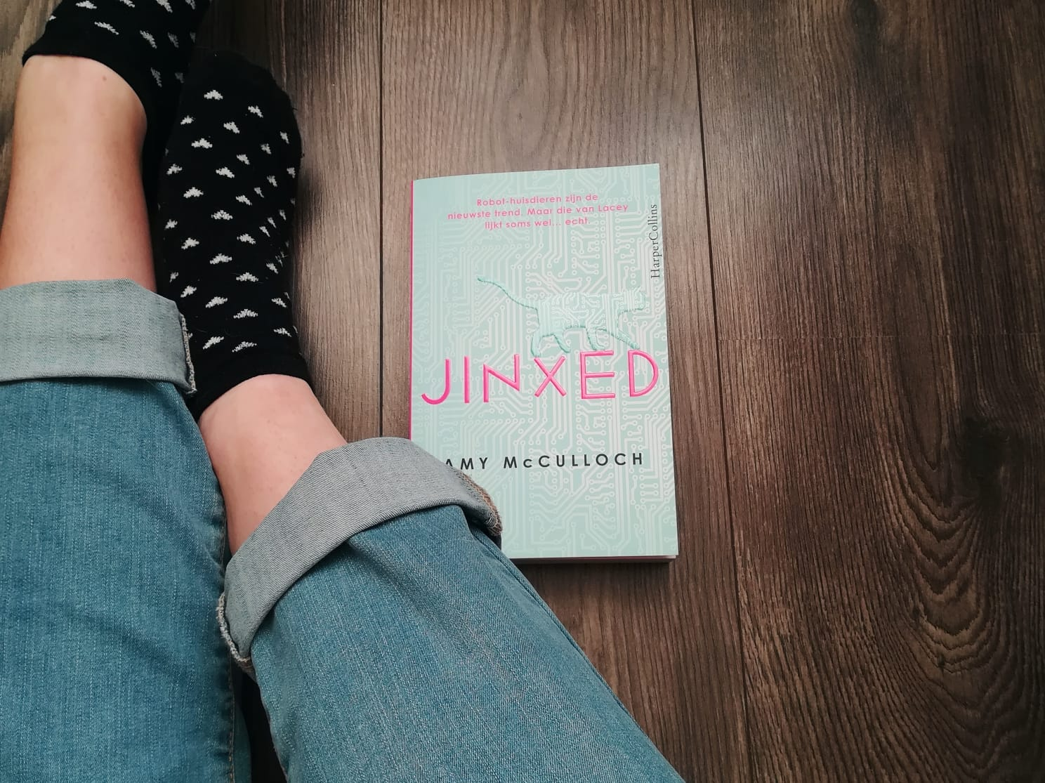 Jinxed - Amy McCulloch | Marieke's Books