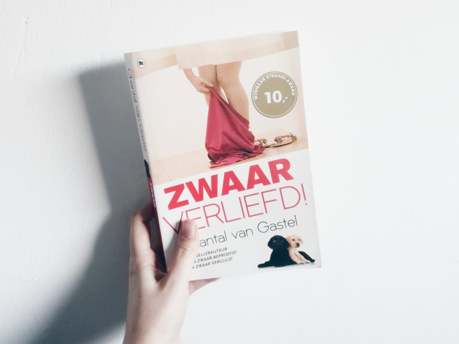 recensie Zwaar verliefd Chantal van Gastel | Marieke's Books