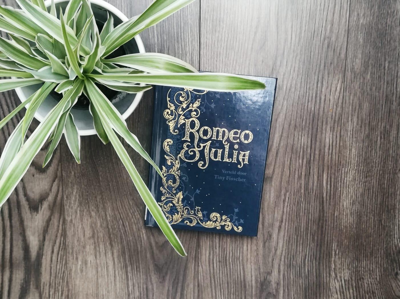 Romeo & Julia - William Shakespeare - vertaald door Tiny Fisscher | Marieke's Books