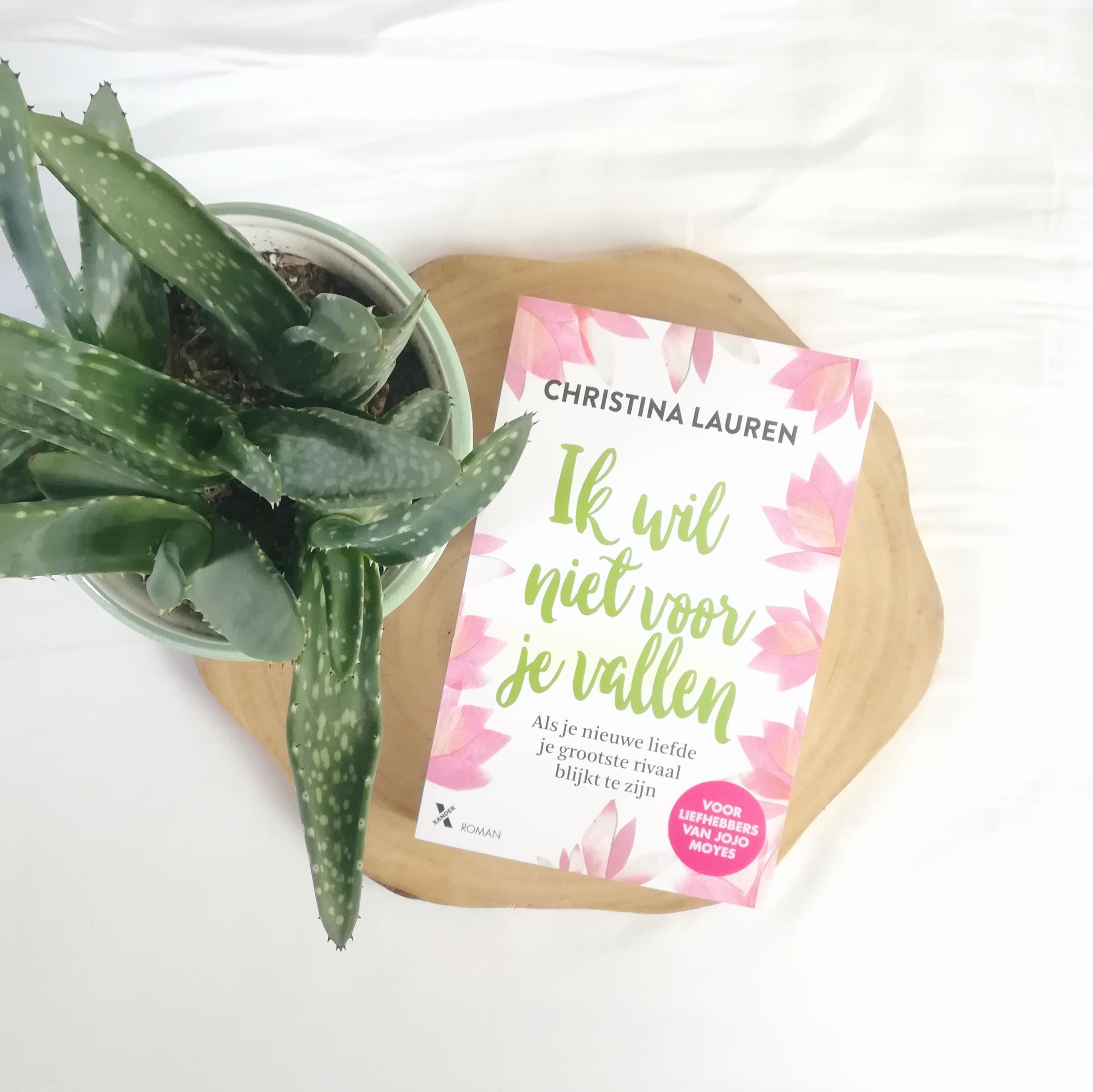 Ik wil niet voor je vallen - Christina Lauren | recensie Marieke's Books