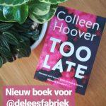 Lezend de zomer door - week 4 Marieke's Books