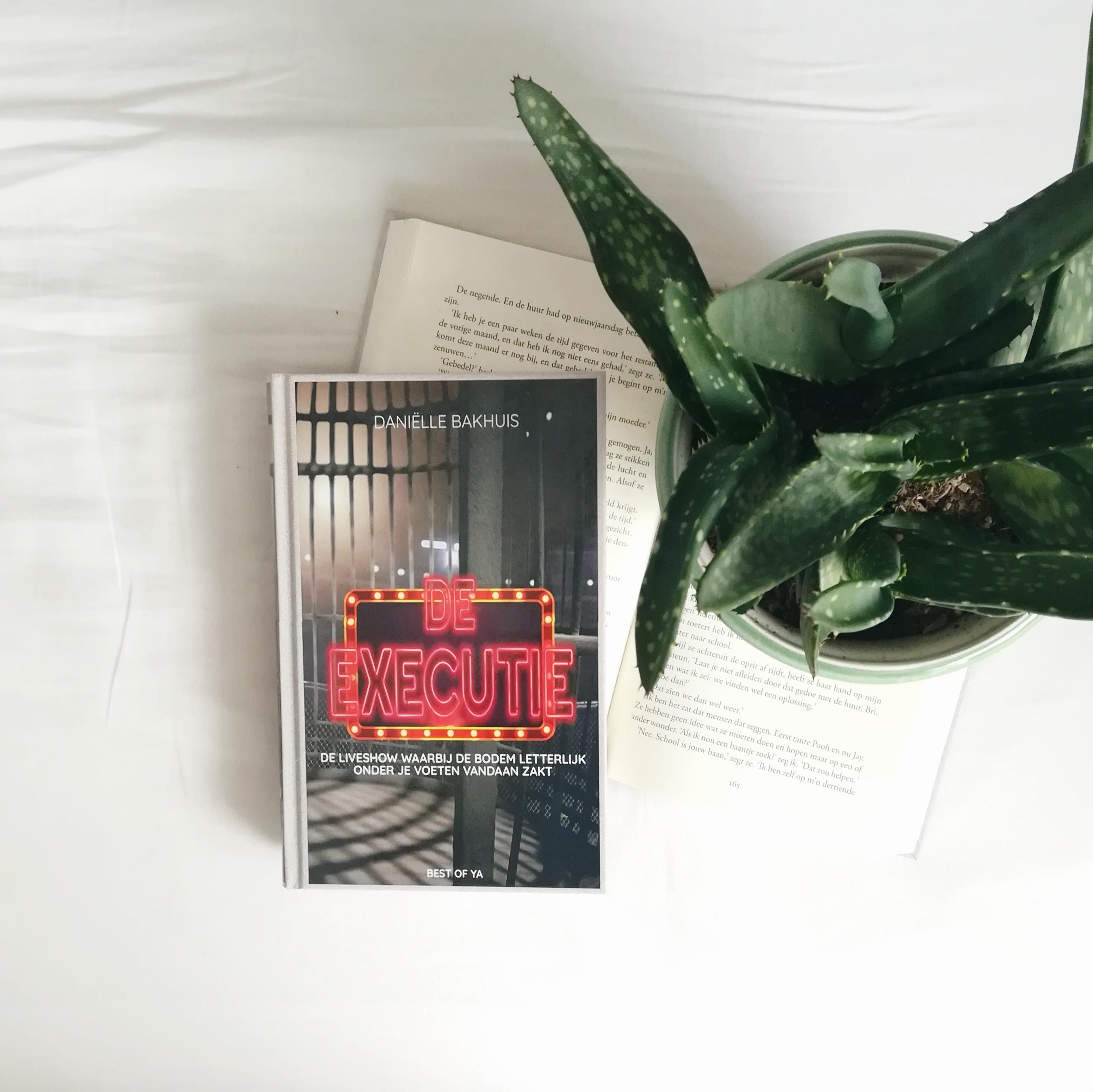 De executie - Danielle Bakhuis recensie | Marieke's Books