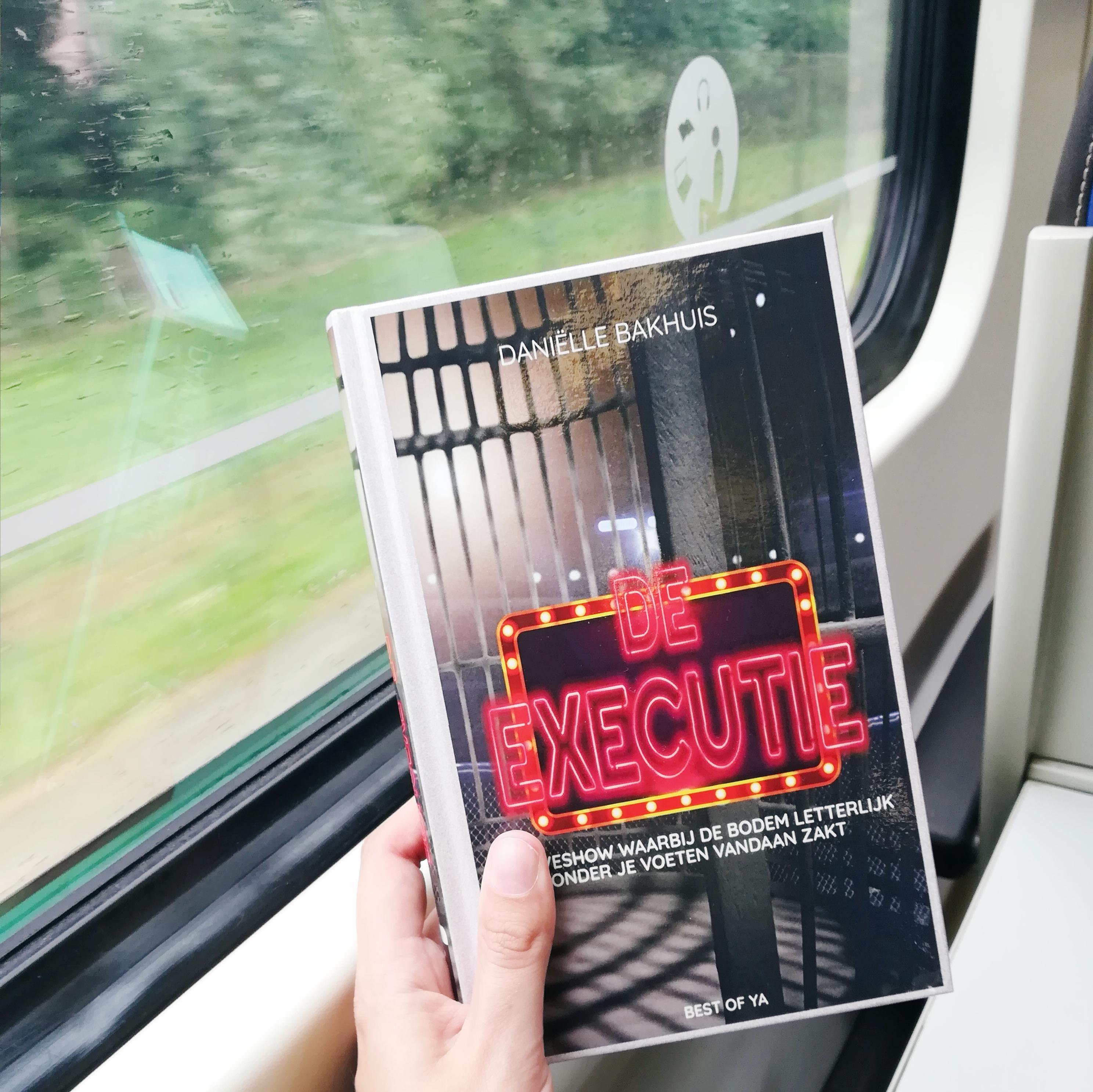 De executie - Danielle Bakhuis Marieke's Books