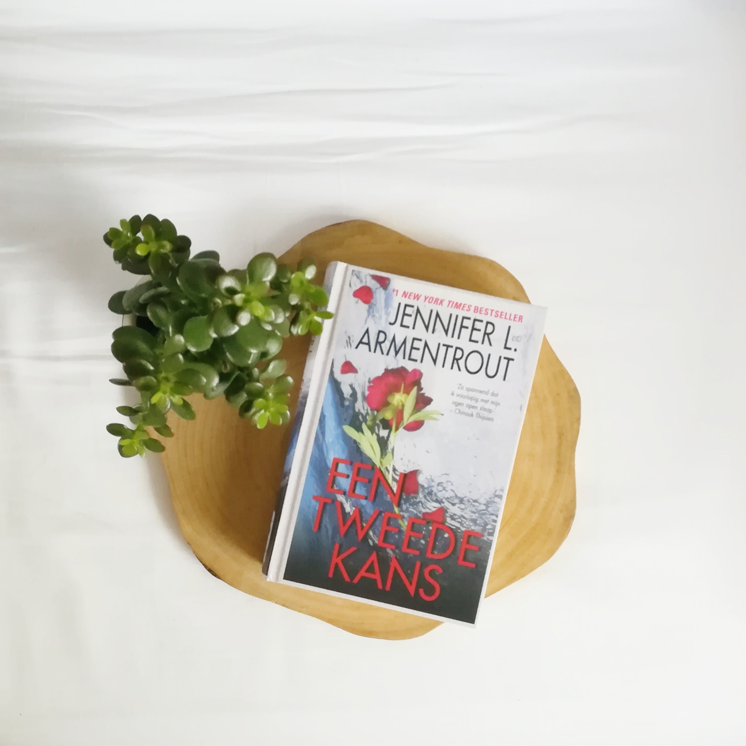 Een tweede kans Jennifer L. Armentrout | Marieke's Books recensie