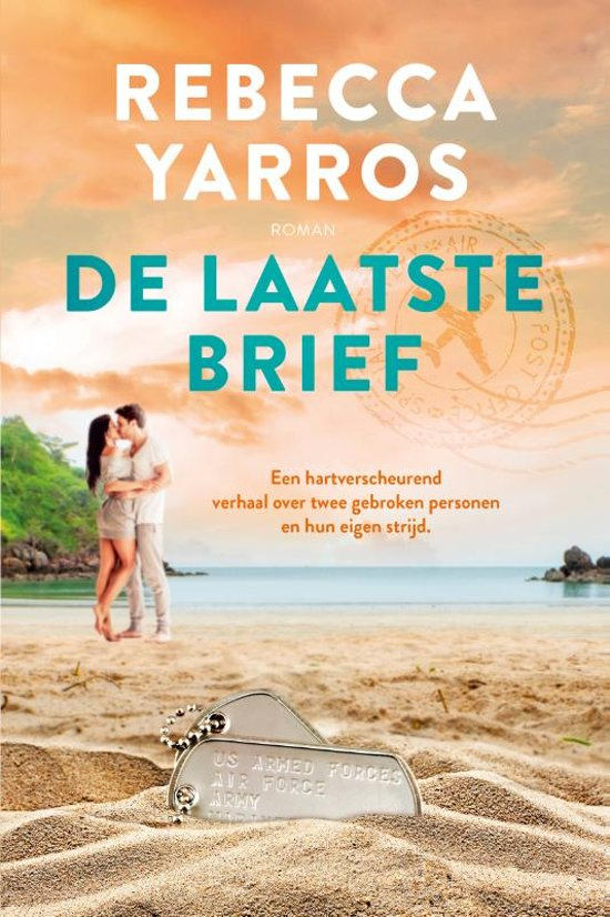 de laatste brief - Rebecca Yarros | Marieke's Books