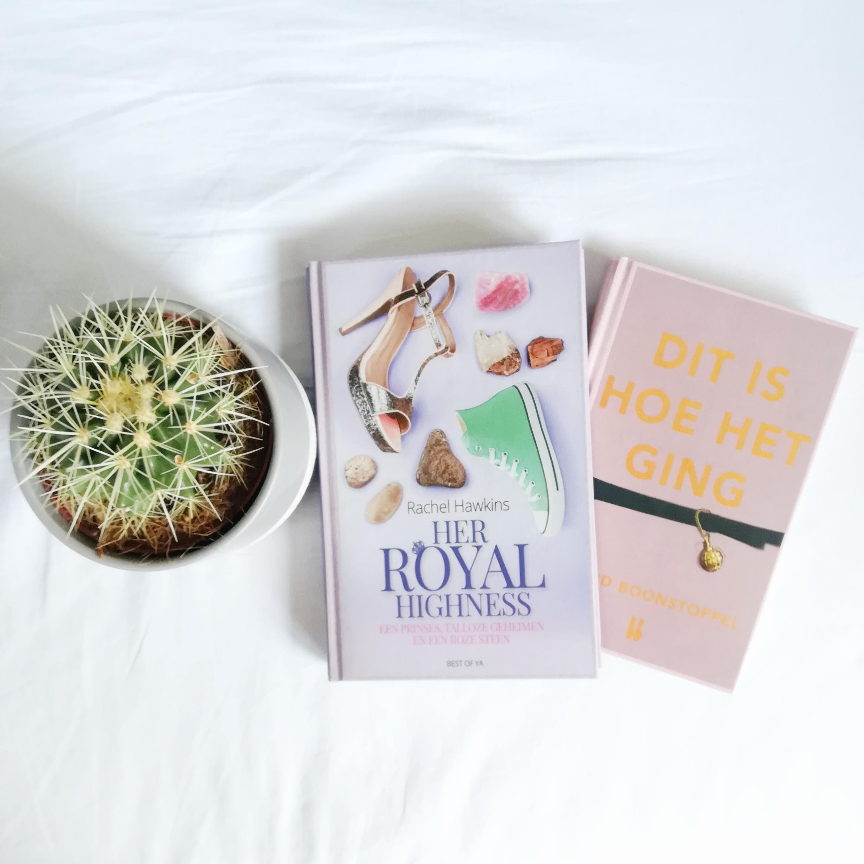 Biebboeken buit oktober 2019 | Marieke's Books