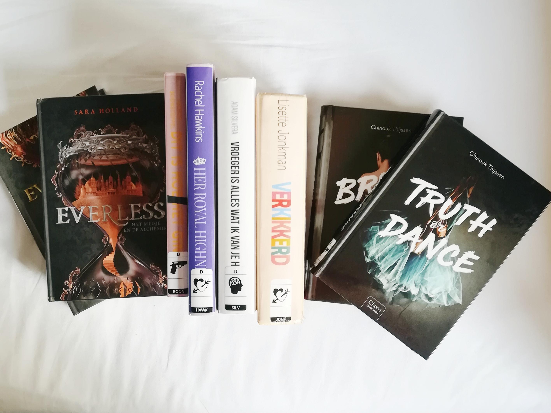 Biebbuit boeken oktober 2019 | Marieke's Books