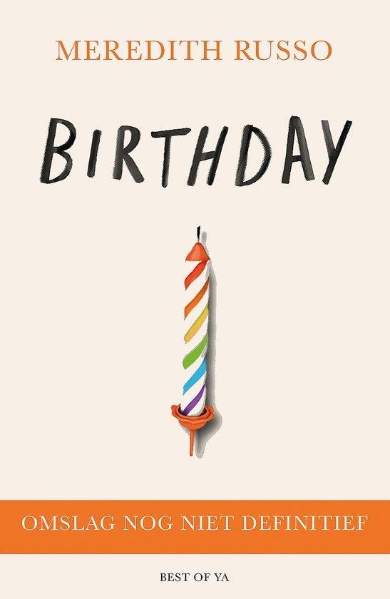 Birthday - Meredith Russo | Marieke's Books