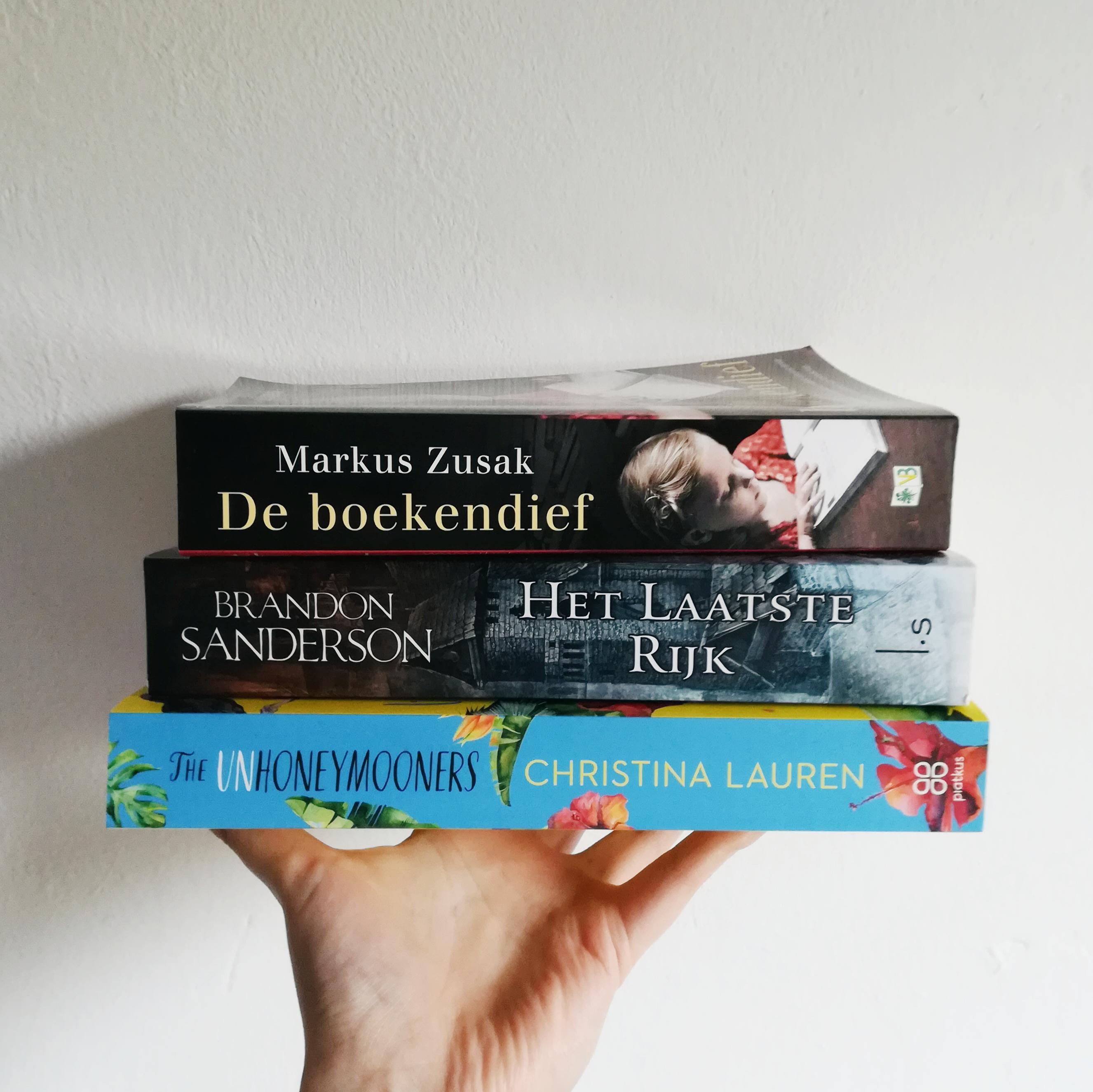 Boeken die ik nog wil lezen in 2019 Marieke's Books