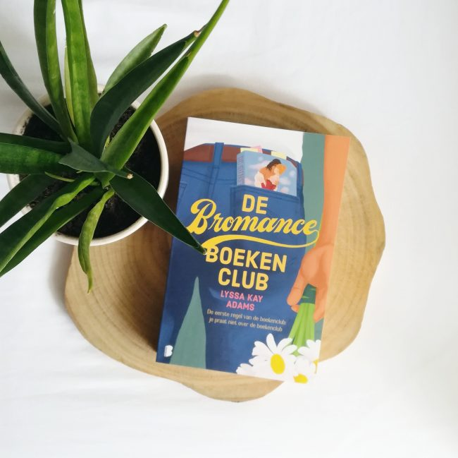 De bromance boekenclub - Lyssa Kay Adams | Marieke's Books
